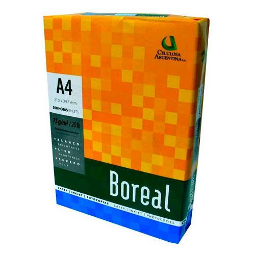 Papel Boreal A4