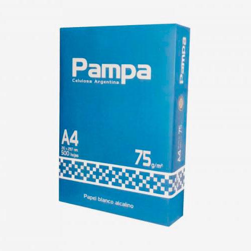 Papel Pampa