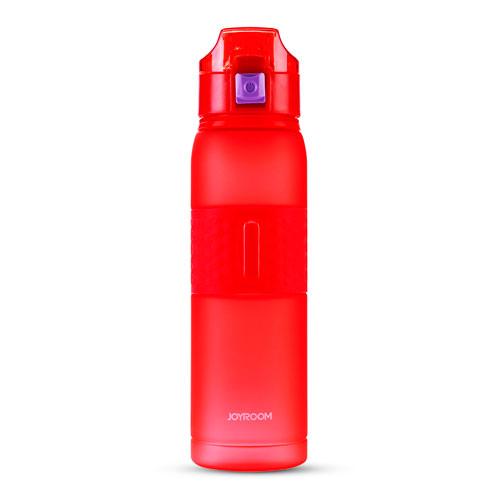 CY704R Botella deportiva 408 ml Roja
